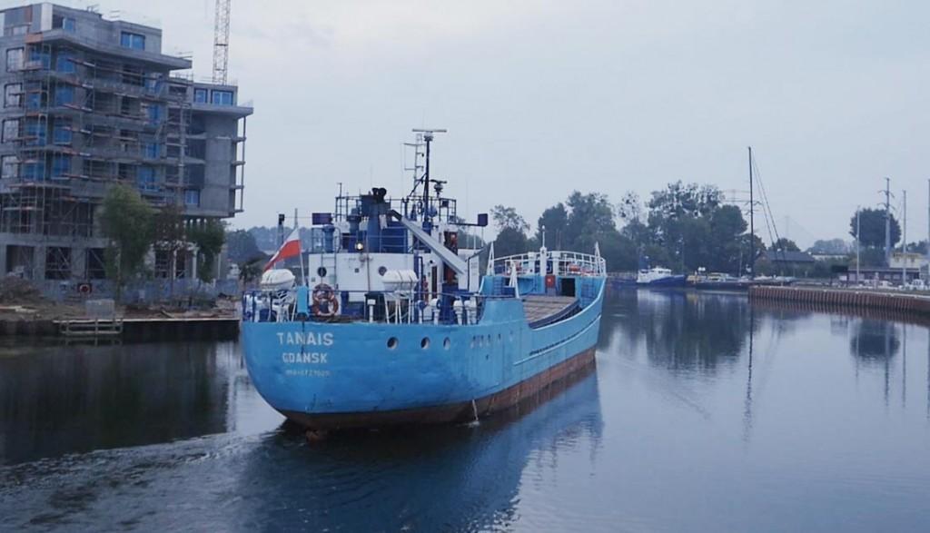 Statek Tanais
